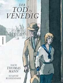 Susanne Kuhlendahl: Der Tod in Venedig, Buch