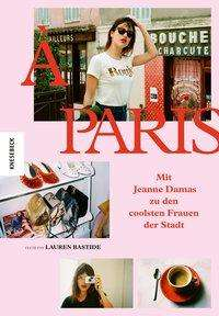 Jeanne Damas: À Paris, Buch