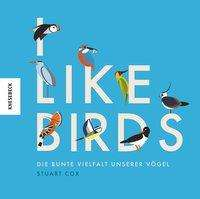 Stuart Cox: I like Birds, Buch