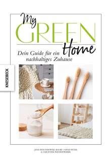 Christine Weidenweber: My Green Home, Buch