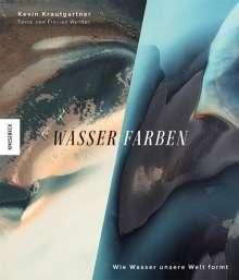 Kevin Krautgartner: Wasser.Farben, Buch