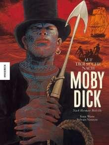 Sylvain Venayre: Auf der Suche nach Moby Dick, Buch