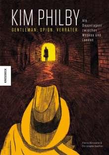 Pierre Boisserie: Kim Philby. Gentleman, Spion, Verräter., Buch
