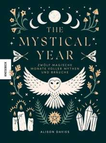 Alison Davies: The Mystical Year, Buch