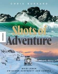 Chris Burkard: Shots of Adventure, Buch