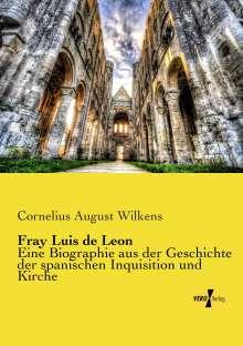 Cornelius August Wilkens: Fray Luis de Leon, Buch