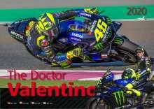 Jörg Neubert: The Doctor Valentino 2020. Valentino Rossi Kalender, Diverse