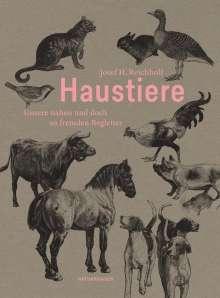 Josef H. Reichholf: Haustiere, Buch