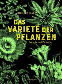 Richard Mabey: Das Varieté der Pflanzen, Buch