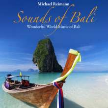 Sounds of Bali, CD