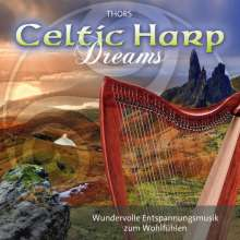 The Thors: Celtic Harp Dreams, CD