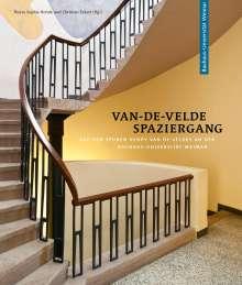 Van-de-Velde-Spaziergang, Buch