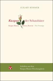 Eckart Böhmer: Kaspar, der Schatzhüter, Buch
