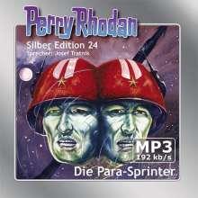 Clark Darlton: Perry Rhodan Silber Edition 24 - Die Para-Sprinter, 2 Diverse