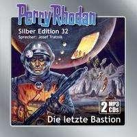 William Voltz: Perry Rhodan Silber Edition 32 - Die letzte Bastion, 2 Diverse
