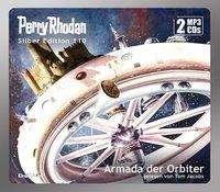 Clark Darlton: Perry Rhodan Silber Edition 110: Armada der Orbiter (2 MP3-CDs), MP3-CD
