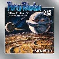 K. H. Scheer: Perry Rhodan Silber Edition (MP3-CDs) 50: Gruelfin, MP3-CD