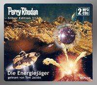 Clark Darlton: Perry Rhodan Silber Edition 112: Die Energiejäger (2 MP3-CDs), MP3-CD