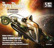 Rüdiger Schäfer: Perry Rhodan Neo Episoden 210-219, 5 Diverse