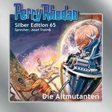 Clark Darlton: Perry Rhodan Silber Edition 65: Die Altmutanten, CD