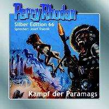 Clark Darlton: Perry Rhodan Silber Edition 66: Kampf der Paramags, CD