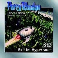 William Voltz: Perry Rhodan Silber Edition (MP3-CDs) 52: Exil im Hyperraum, MP3-CD