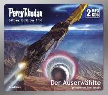 Clark Darlton: Perry Rhodan Silber Edition 116: Der Auserwählte (2 MP3-CDs), MP3-CD