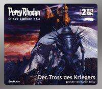 Arndt Ellmer: Perry Rhodan Silber Edition (MP3 CDs) 153: Der Tross des Kriegers, MP3-CD