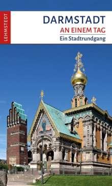 Andrea Reidt: Darmstadt an einem Tag, Buch