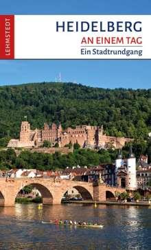 Andrea Reidt: Heidelberg an einem Tag, Buch