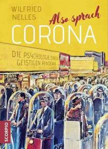 Wilfried Nelles: Also sprach Corona, Buch