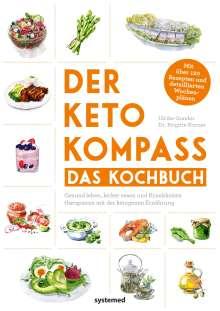 Ulrike Gonder: Der Keto-Kompass - Das Kochbuch, Buch