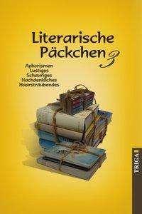 Literarische Päckchen - Nummer 3, Buch