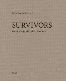 Martin Schoeller: Survivors, Buch
