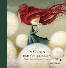 Noelia Blanco: Im Garten der Pusteblumen, Buch