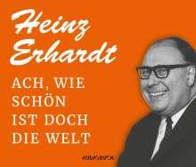 Heinz Erhardt: Ach, wie schön ist doch die Welt, CD
