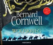 Wolfskrieg, MP3-CD