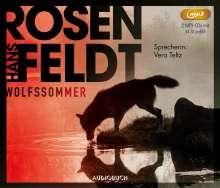 Hans Rosenfeldt: Wolfssommer, 2 CDs