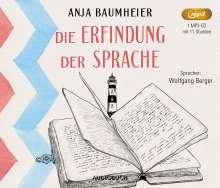 Anja Baumheier: Die Erfindung der Sprache, MP3-CD