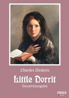 Charles Dickens: Little Dorrit, Buch