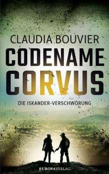 Claudia Bouvier: Codename Corvus, Buch