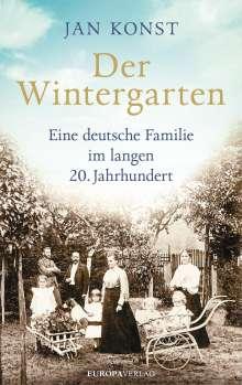 Jan Konst: Der Wintergarten, Buch