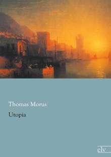 Thomas Morus: Utopia, Buch