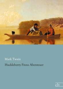 Mark Twain: Huckleberry Finns Abenteuer, Buch