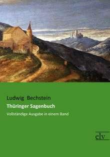 Ludwig Bechstein: Thüringer Sagenbuch, Buch