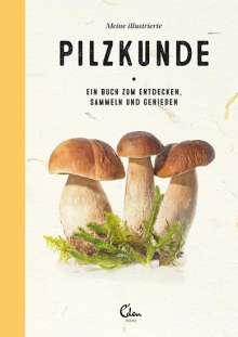 Gerard Janssen: Meine illustrierte Pilzkunde, Buch