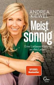 Andrea Kiewel: Meist sonnig, Buch