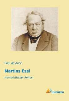 Paul De Kock: Martins Esel, Buch