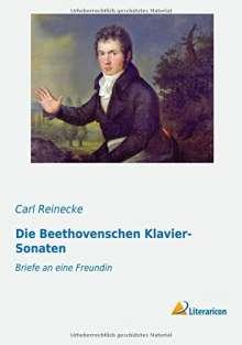 Carl Reinecke: Die Beethovenschen Klavier-Sonaten, Buch