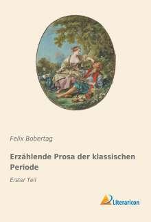 Erzählende Prosa der klassischen Periode, Buch
